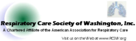 Respiratory Care Society of Washington, Inc. logo
